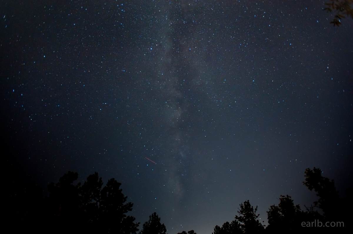 Say Goodbye To The Milky Way | Earlb Photography / Multimedia