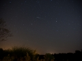Iridium Flare and Mars